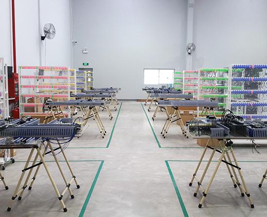 Chế tạo, sản xuất tủ điện